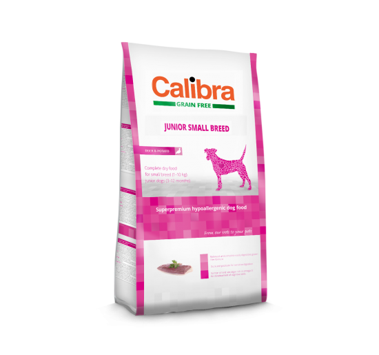 Calibra Dog Expert Nutrition Sensitive / Salmon & Potato