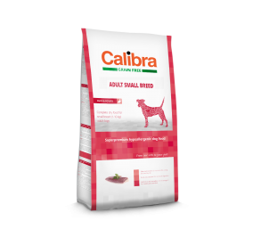 Calibra Dog Grain Free Junior Small Breed / Duck & Potato