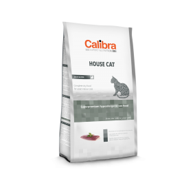 Cat Food Calibra Expert Nutrition House cat / Duck & Rice (2kg)