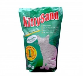 KITTY SAND CLUMPING BETONITE 5L
