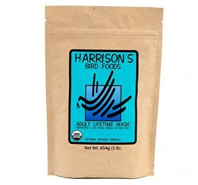 Bird Food - Harrison's Adult Lifetime - Super Fine (3lb)