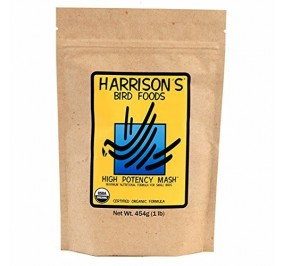 Bird Food - Harrison's Adult Lifetime Mash (1lb)
