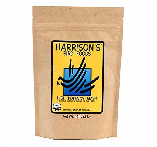 Bird Food - Harrison's Adult Lifetime Mash (1lb)