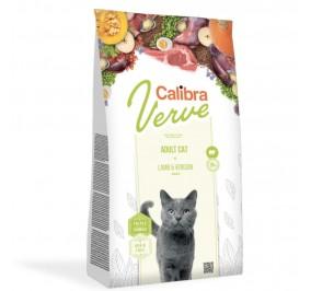 Calibra Cat Verve GF Adult Lamb & Venison 8+ 750g