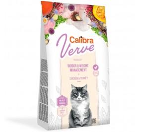 Calibra Cat Verve GF Indoor & Weight Chicken 3.5kg