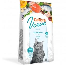 Calibra Cat Verve GF Sterilised Herring 3.5kg