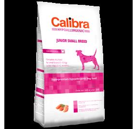 Calibra Sp Dry Low Grain Dog Hypoallergenic Junior Small Breed Chicken 2kg