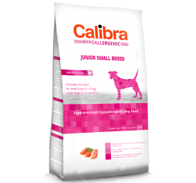 Calibra Sp Dry Low Grain Dog Hypoallergenic Junior Small Breed Chicken 7kg