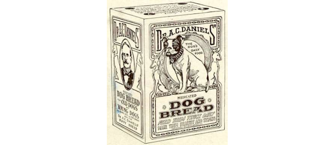 Doggy biscuits - The story of how it all began